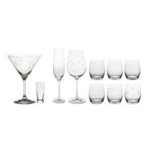 Verres à vins, Gobelets, Shooter, Flûte à champagne, Verre à cocktail Table Passion