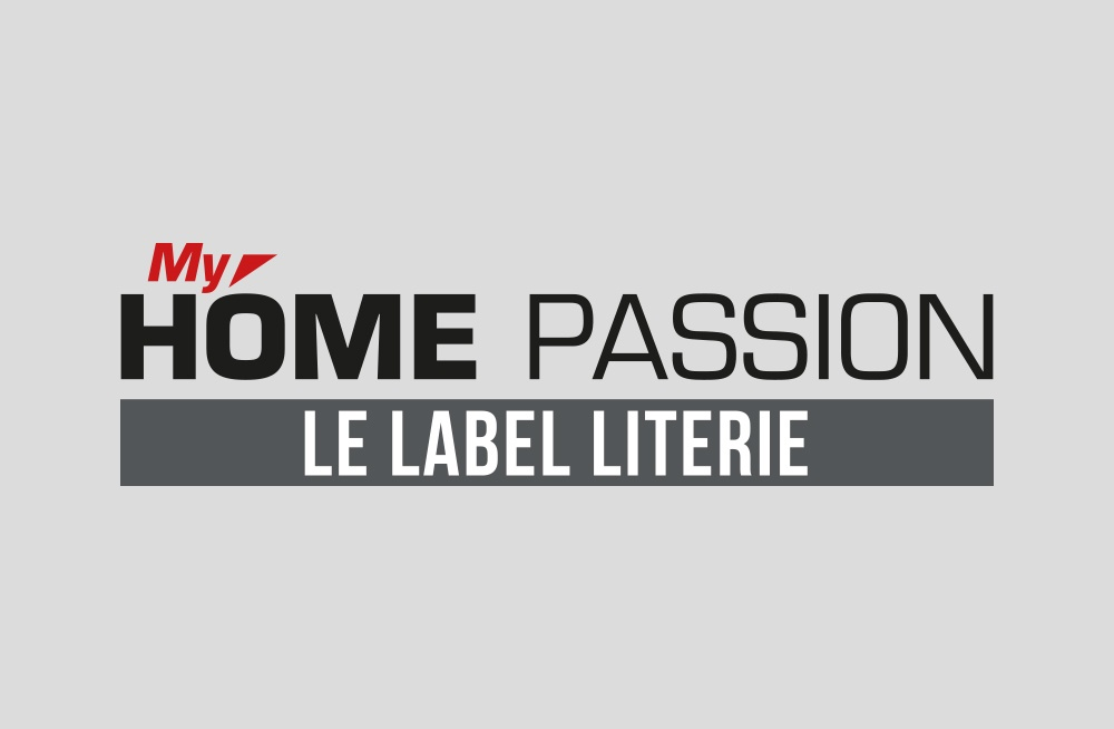 Logo My Home Passion - Le Label Literie
